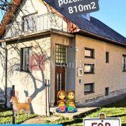 Predaj: Rodinný dom s pozemkom 810m2, Liptovská Osada