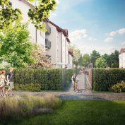 NOVINKA 2-izbový byt s predzáhradkou a loggiou - rezidenčný projekt POLIANKY - Zavar