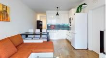 HERRYS - Na predaj priestranný 3 izbový byt s dvoma garážovými státiami v novostavbe SUNPARK RESIDEN
