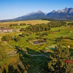 Exkluzívne na predaj lukratívne pozemky nielen pre fanúšikov golfu