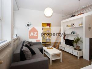 Ponúkame na predaj 1 izb. byt s galériou na ulici Stará Vajnorská