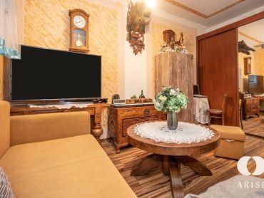 Útulný 1 izbový byt v obci Bošany