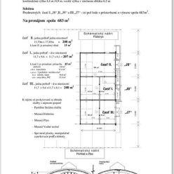 ID 2555  Prenájom: sklad/ výroba, 683 m2, Žilina