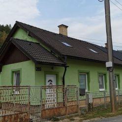 Dražba rodinného domu v obci Rudná