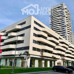 Na prenájom úplne nový obchodný priestor, 62m2, novostavba Matadorka, Petržalka