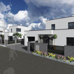 Nový rodiny dom v meste Liptovsky Mikulaš