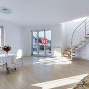 HERRYS - Na predaj 4 izbový mezonet s balkónom a terasou v rezidenčnej časti na Hradnom kopci s výhľ