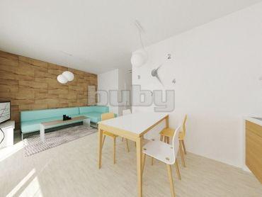 Na predaj 2 izbový apartmán s balkónom vo Valčianskej doline, priamo na svahu