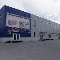 Skladový priestor 600 m2 na prenájom na Ul. Stará Vajnorská