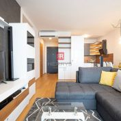 HERRYS - na prenájom moderne zariadený 3 izbový byt v novostavbe Panorama city
