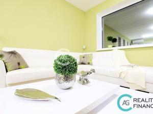 AG REALITY I REZERVOVANÝ  luxusný 3-izbový byt so zimnou záhradou blízko Bratislavy - Dunajská Lužná