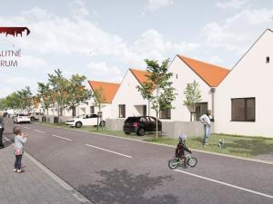 PROJEKT WHITE PARK ČUKÁRSKA PAKA!! Novostavba 2 - izbových domov, pozemok, terasa, parkovacie státie