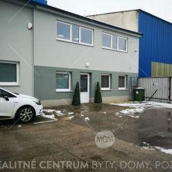 Predaj sklady, administratívne budovy, Rosina - Cena: RK
