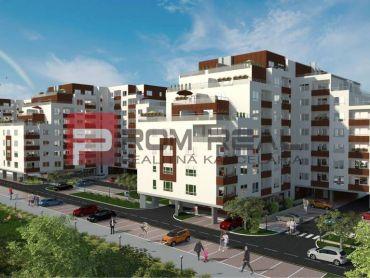 Exkluzívne  na predaj  2- izbový byt Nobelova- Bratislava Nové Mesto