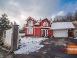 Exkluzívne na predaj nový rodinný dom s veľkou garážou a pozemkom o jedinečnej rozlohe 3566 m2, B.B