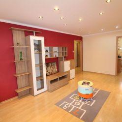NOVÁ CENA!!!predaj 3-izb. komplet prerobený a zariadený byt na Prednádraží  v TT