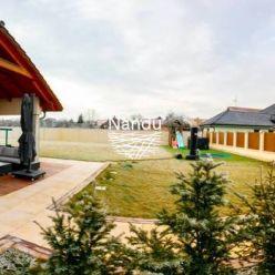NANDU - predaj 4i novostavby rodinného domu v Malackách