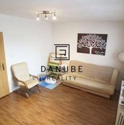 Predaj 3-izbový byt s garážou v Bratislave-Novom meste na Plzenskej ulici.