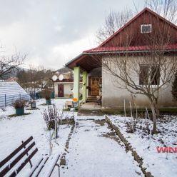 Exkluzívne na predaj čiastočne zrekonštruovaný rodinný dom v obci Banská Belá, okres B. Štiavnica