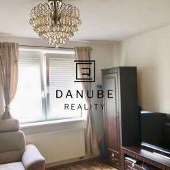 Predaj 2-izbový byt s predzáhradkou v novostavbe v Bratislave-Vajnoroch.