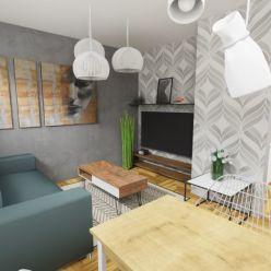 Investičné apartmány v novostavbe ALEXANDRA (1D) • Poprad