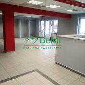 Na prenájom obchodno-skladový priestor 100 m2 Banská Bystrica - Zvolenská cesta (455-27-ZUS)