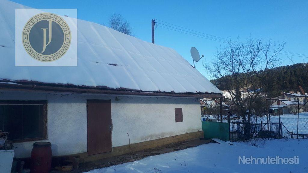 JJ Reality - Rodinný dom s pozemkom 800 m2 /Štiavnička/