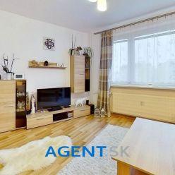 AGENT.SK Slnečný 4-izbový byt na sídlisku Hájik v Žiline