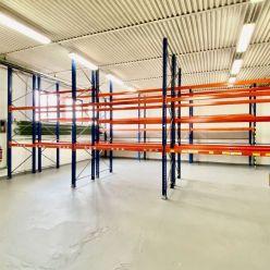 Na prenájom skladovacie priestory 580 m2 v Čadci