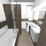 3-izbový byt s podlahovým kúrením centre mesta, nová rekonštrukcia!