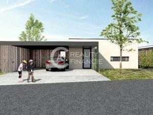 AG reality I  dizajnový 4-izbový rodinný dom v novej časti-Kvetoslavov-Nová Tulipa