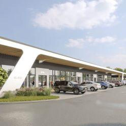 NEO- komerčný priestor v novom obchodnom centre OC Island