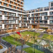DELTA | SLNEČNICE Zariadený 2 izbový byt, Zuzany Chalupovej, Petržalka, 48 m2