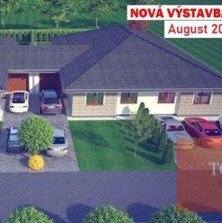 NOVINKA 4 izbový dom 130 m2 pozemkom 400 m2. Galanta, Richtárske pole, od 141.500 €