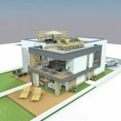 3-izbový byt v rodinnej vile s terasou a záhradou, Stupava