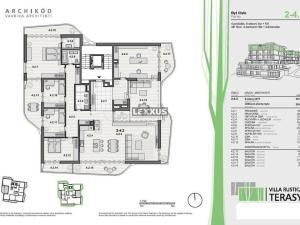 5 a viac izbový byt (päťizbový), Bratislava - Dúbravka