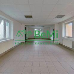 BeMi reality Vám ponúka na prenájom komerčný priestor na Masarykovej ulici v Prešove.