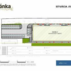 Prenájom parkovacieho miesta v Petržalke.