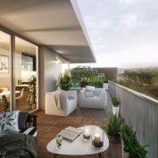 PREDAJ 4 izbový byt s TOP terasou  116m2 na streche - rezidencia Nitra – Kynek