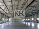 1200 m2 – sklad na prenájom, novostavba, okr. N.Mesto n. Váhom