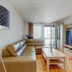 Krásny a precízne zrekonštruovaný 3-izbový byt v Trnave
