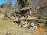 Exkluzíve na predaj veľkú slnečnú záhradu s chatkou priamo v Kremnici, vo vyhľadávanej oblasti Nová