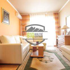 Na predaj 3 izbový byt v centre Nových Zámkov s krásnym výhľadom