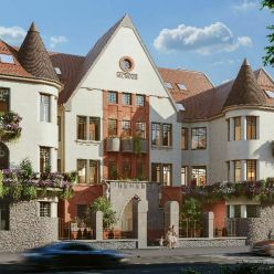 ''Tostov palác''  2 - izbový byt s terasou