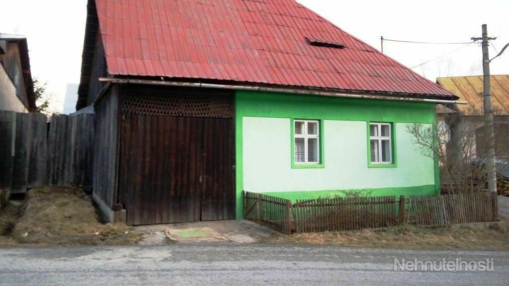 Predaj RD/Chalupa- Povrazník okres Banská Bystrica, www.BBreality.sk