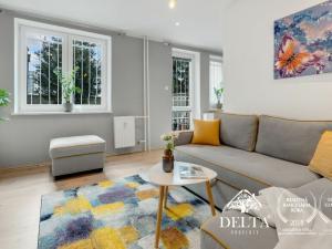 DELTA   2 izbový ZARIADENÝ byt s predzáhradkou, Martinengova, Horský park - Staré Mesto, 45 m2