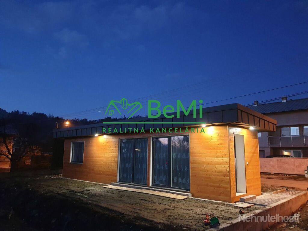 Mobilný domček na celoročné bývanie Žilina a okolie (032-13-JAP)