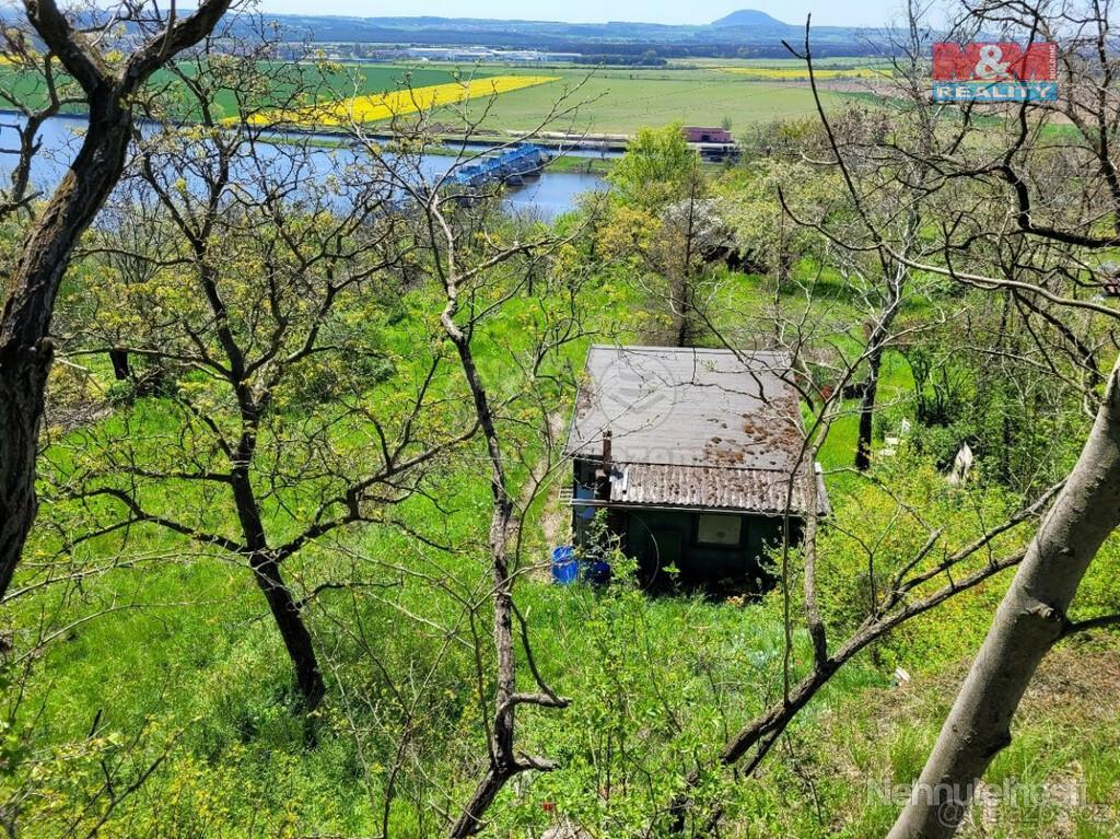 Prodej chaty, 29 m², Štětí, ul. Hoštecký Kopec