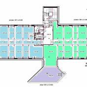 Ponúkame na predaj kancelárske priestory na prízemí budovy (ev. so skladom) pri IKEA