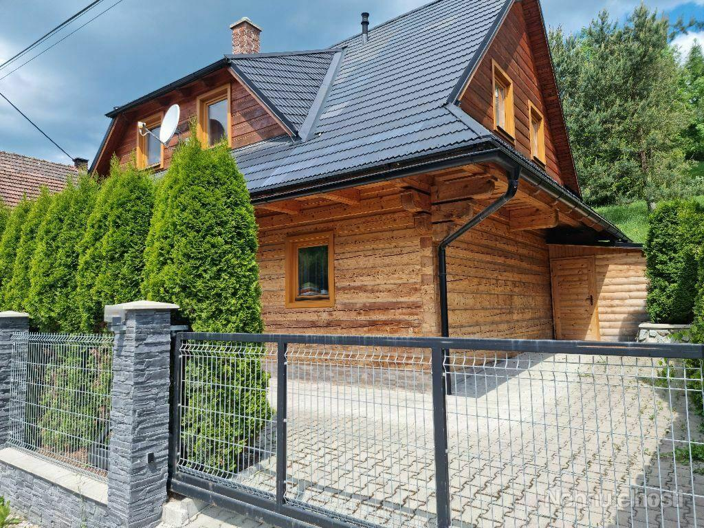 Novostavba rekreačnej chaty Terchová - Biely potok